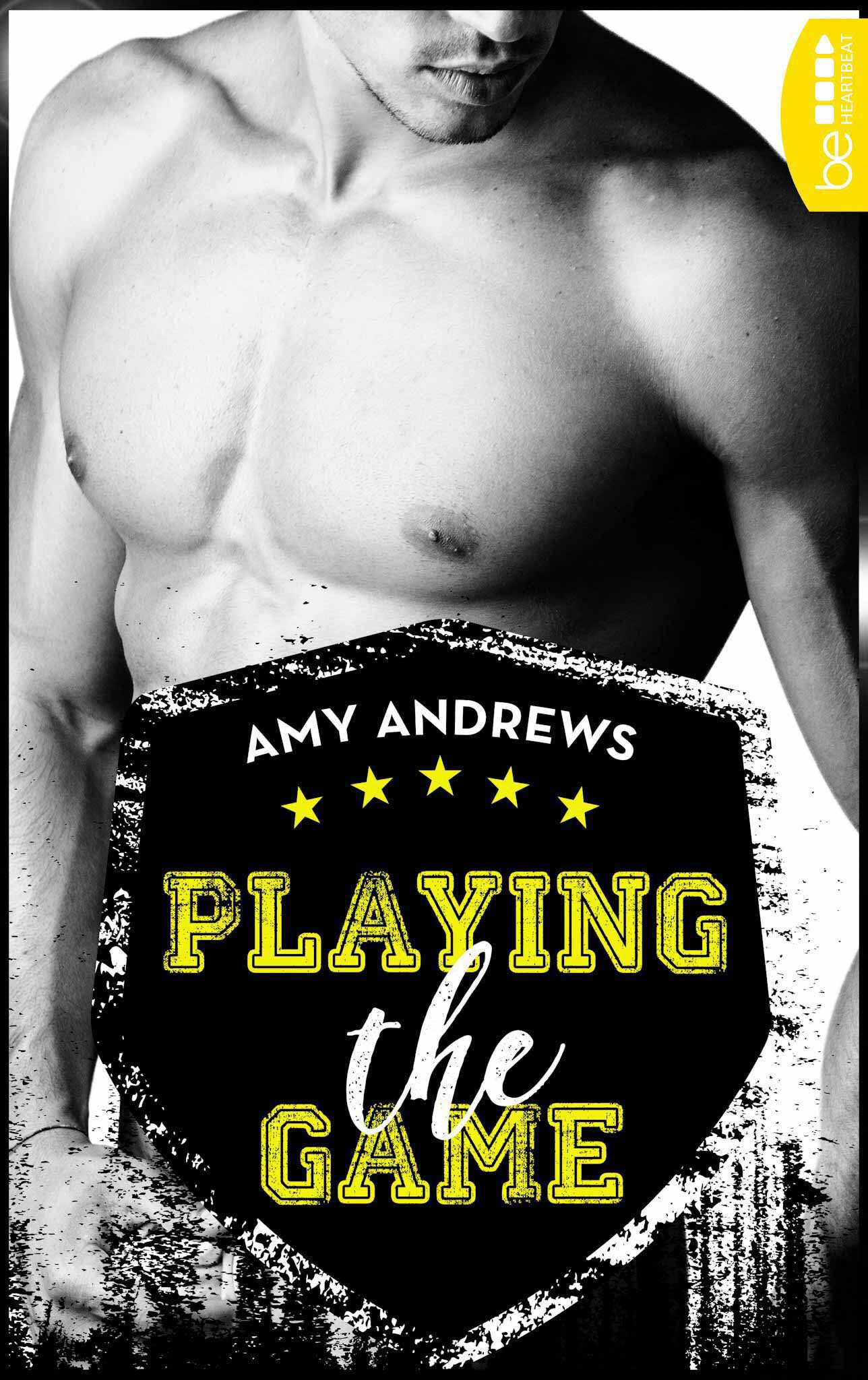 Cover: Playing the Game (Amy Andrews)