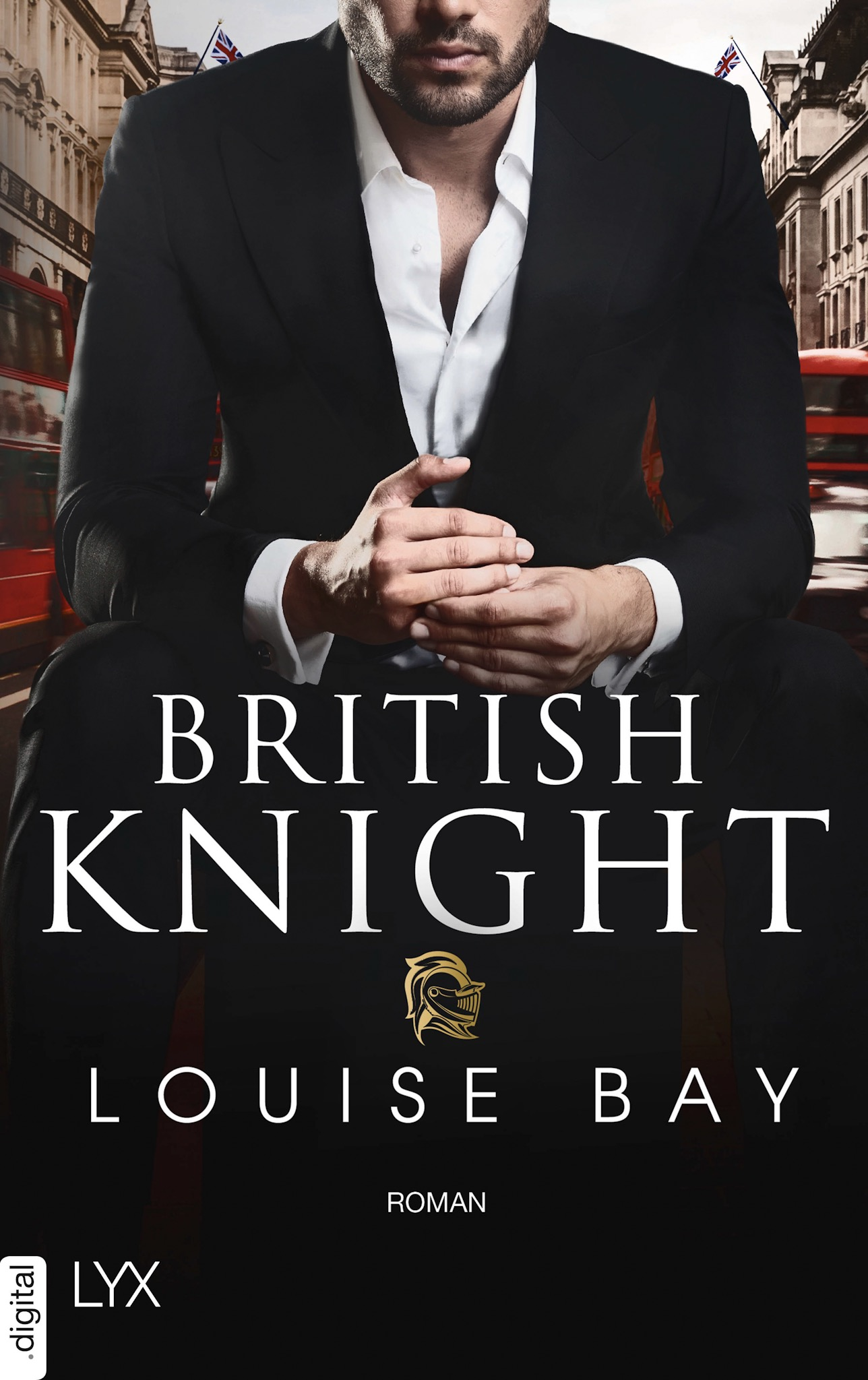 Cover: British Knight (Louise Bay)