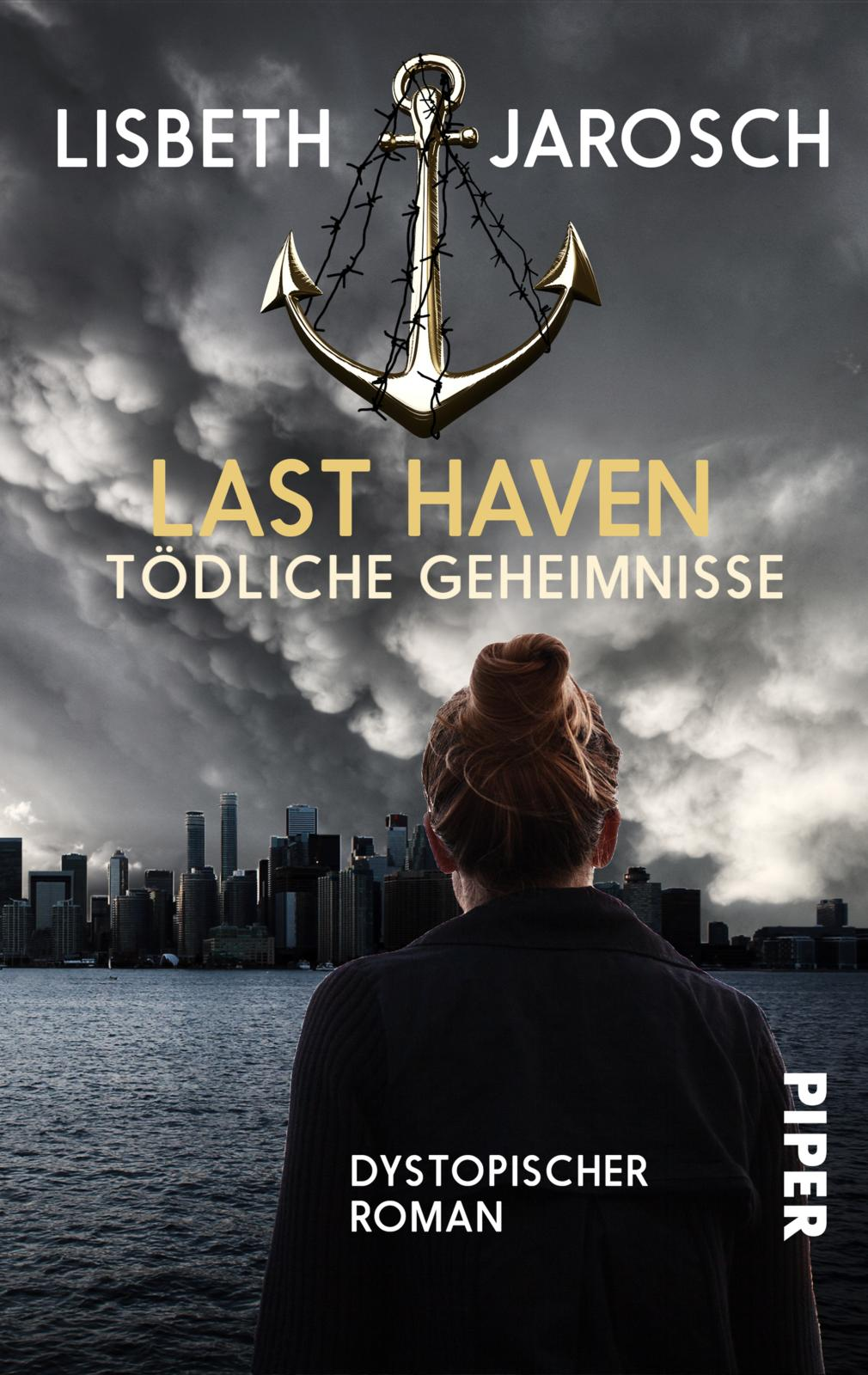 Cover: Tödliche Geheimnisse (Lisbeth Jarosch)