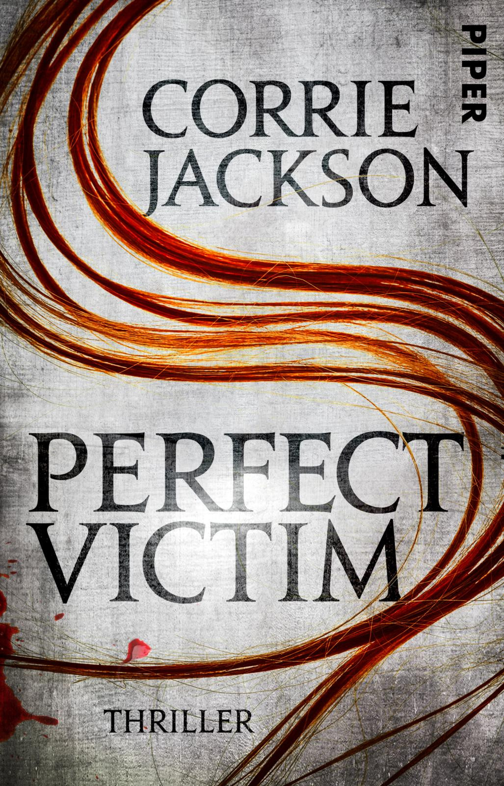 Cover: Perfect Victim (Corrie Jackson)