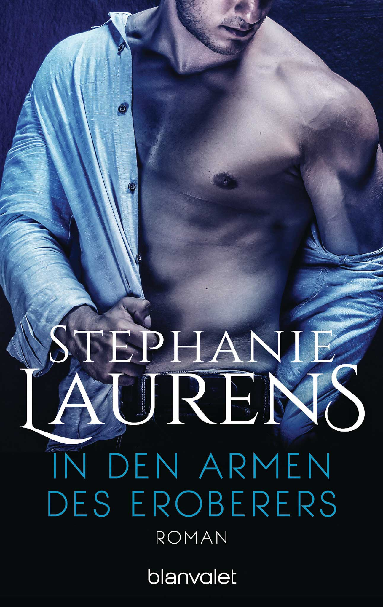 Cover: In den Armen des Eroberers (Stephanie Laurens)